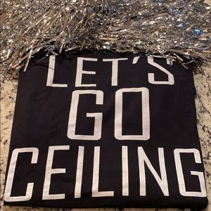 🛒 Ceiling Fan Costume with Pom-poms